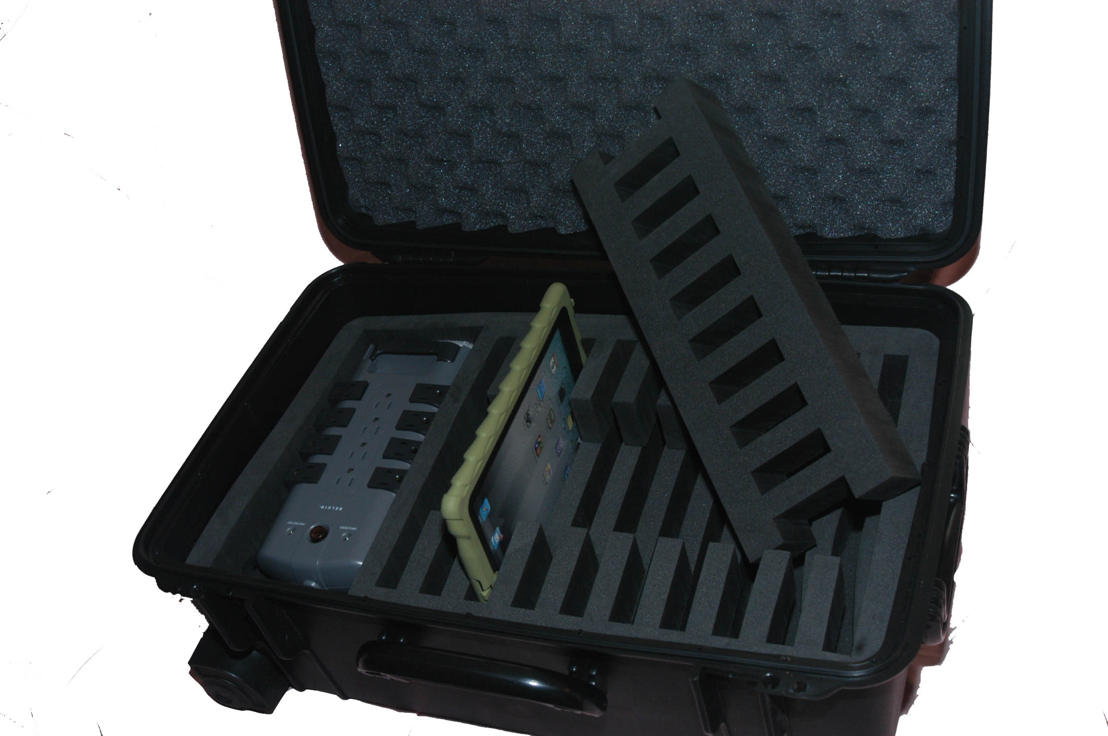 10 iPad transport case